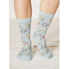 Botanica Socks - Duck Egg