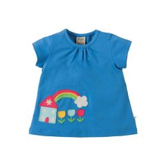 Applique House Top