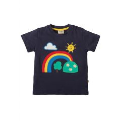 Applique Rainbow T-shirt