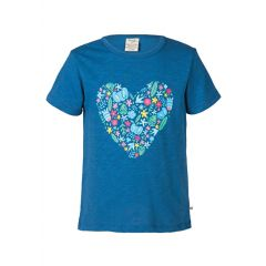 Printed Heart T-shirt