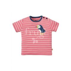 Applique Puffin Baby's T-shirt