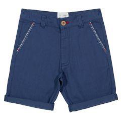 Navy Yachting Shorts