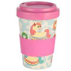 Bamboo Travel Cup - Unicorn
