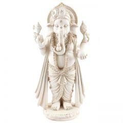 Ivory Finish Ganesh